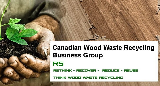Alberta & Canada's Evolving Wood Waste Recycling Industry